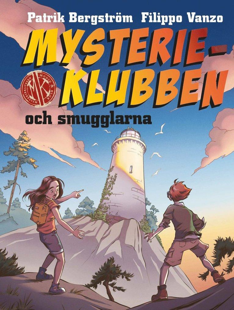 Mysterieklubben och smugglarna 1