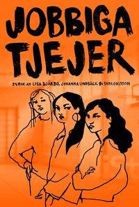 bokomslag Jobbiga tjejer