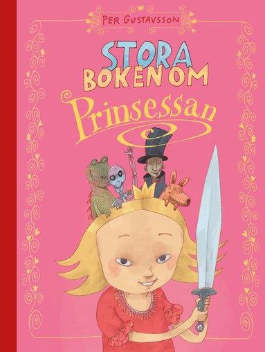 bokomslag Stora boken om Prinsessan