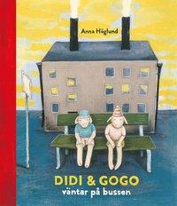 bokomslag Didi och Gogo väntar på bussen