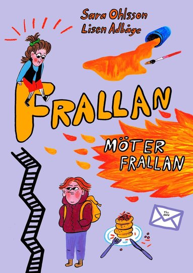 bokomslag Frallan möter Frallan