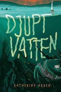 bokomslag Djupt vatten