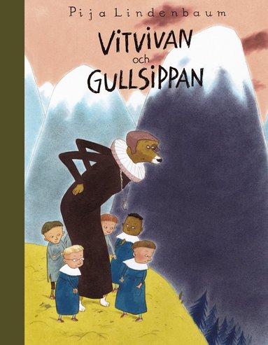 bokomslag Vitvivan och Gullsippan