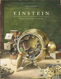 bokomslag Einstein : musens fantastiska resa i tid och rum