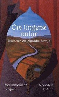 bokomslag Om tingens natur : historien om Myrddin Emrys