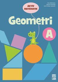 bokomslag Aktiv matematik Geometri A