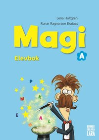 bokomslag Magi A - Elevbok