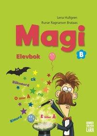 bokomslag Magi B - Elevbok