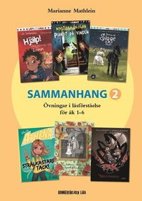 bokomslag Sammanhang 2 - Övningar i läsförståelse