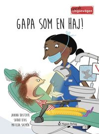 bokomslag Livat på Lingonvägen: Gapa som en haj
