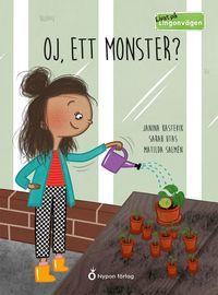 bokomslag Oj, ett monster?