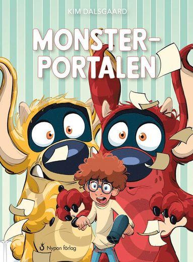 bokomslag Monsterportalen