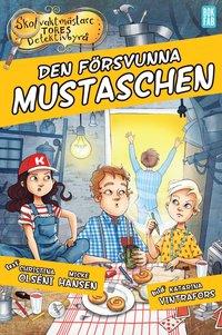 bokomslag Den försvunna mustaschen