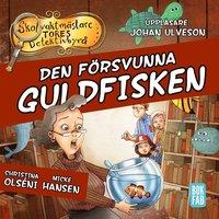 bokomslag Den försvunna guldfisken