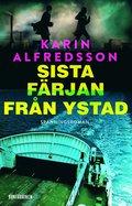 bokomslag Sista färjan från Ystad