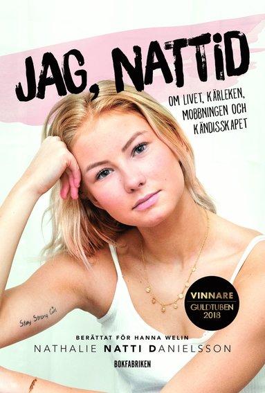 bokomslag Jag, Nattid