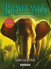 bokomslag Bravelands: Blod och ben