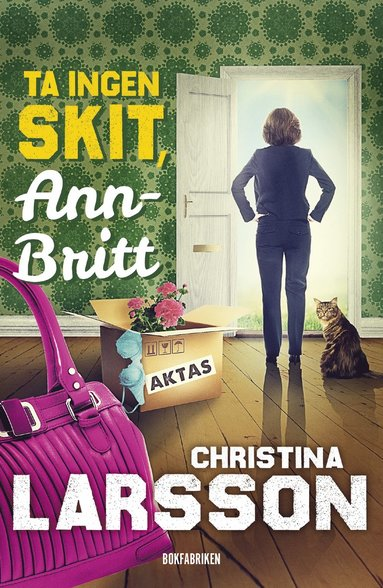 bokomslag Ta ingen skit, Ann-Britt