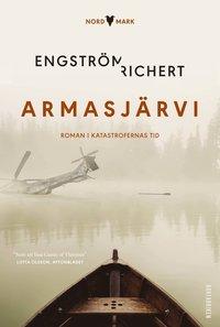 bokomslag Armasjärvi : roman i katastrofernas tid