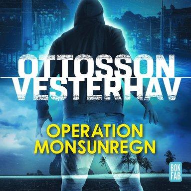 bokomslag Operation Monsunregn
