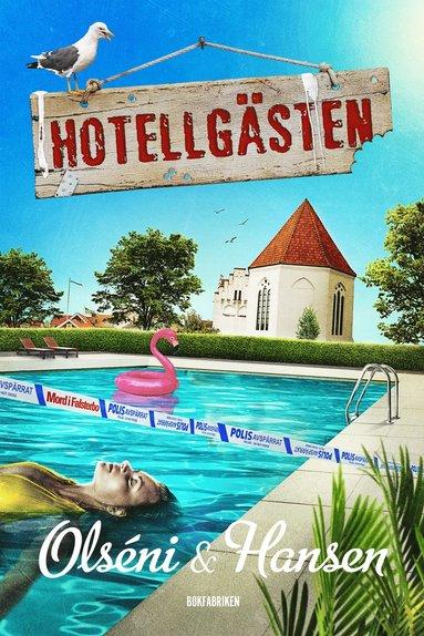 bokomslag Hotellgästen