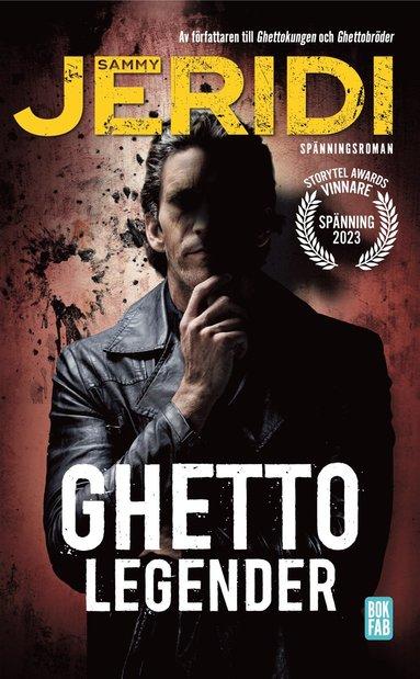 bokomslag Ghettolegender