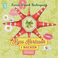 bokomslag Kyss Karlsson i nacken