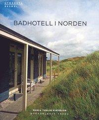 bokomslag Badhotell i Norden