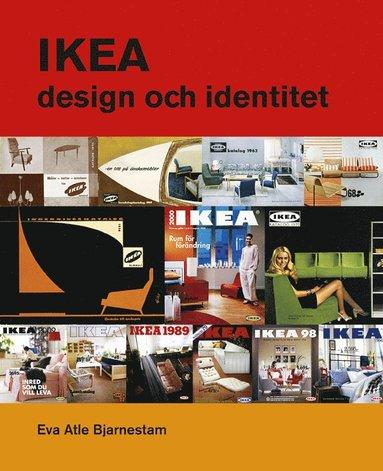 bokomslag IKEA : design och identitet