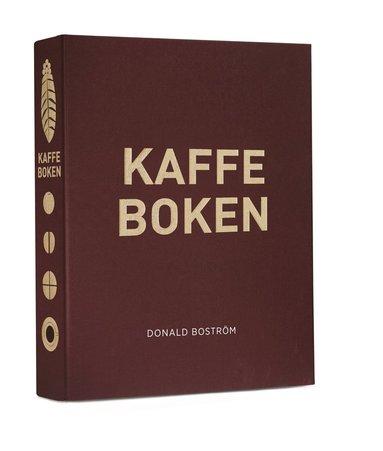bokomslag Kaffeboken