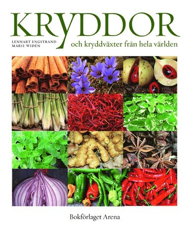 bokomslag Kryddor och kryddväxter från hela världen