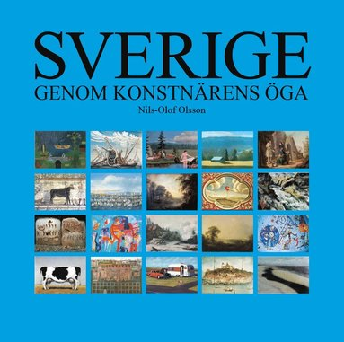 bokomslag Sverige genom konstnärens öga