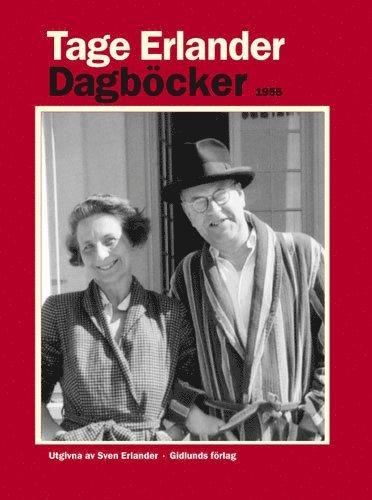 bokomslag Dagböcker 1955