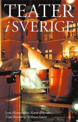 bokomslag Teater i Sverige
