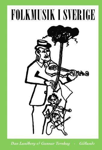 bokomslag Folkmusik i Sverige
