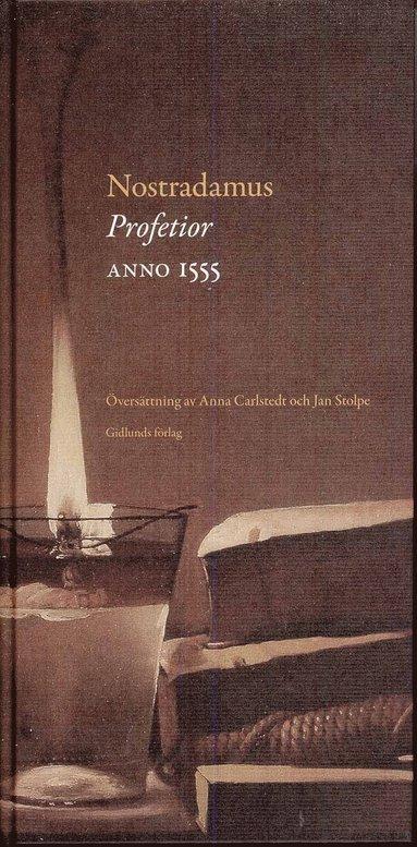 bokomslag Profetior. Anno 1555