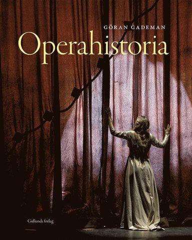 bokomslag Operahistoria