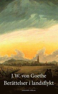 bokomslag Berättelser i landsflykt