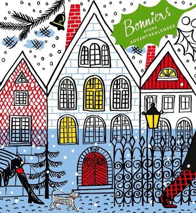 bokomslag Bonniers stora adventskalender