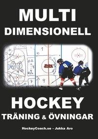 bokomslag Multidimensionell hockeyträning och övningar