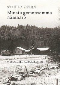 bokomslag Minsta gemensamma nämnare : två kvinnoöden i en föränderlig tid
