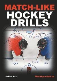 bokomslag Match-like hockey drills