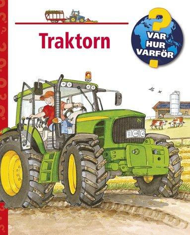 bokomslag Traktorn