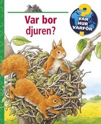 bokomslag Var bor djuren?