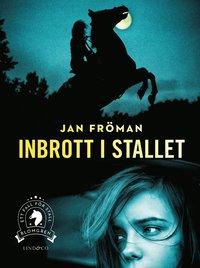 bokomslag Ett fall för Stall Blomberg - Inbrott i stallet