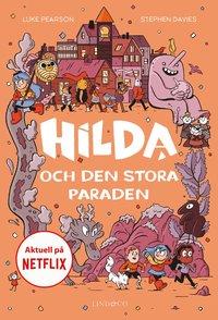 bokomslag Hilda och den stora paraden