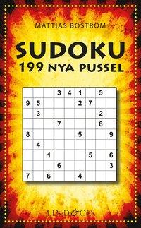 bokomslag Sudoku - 199 nya pussel