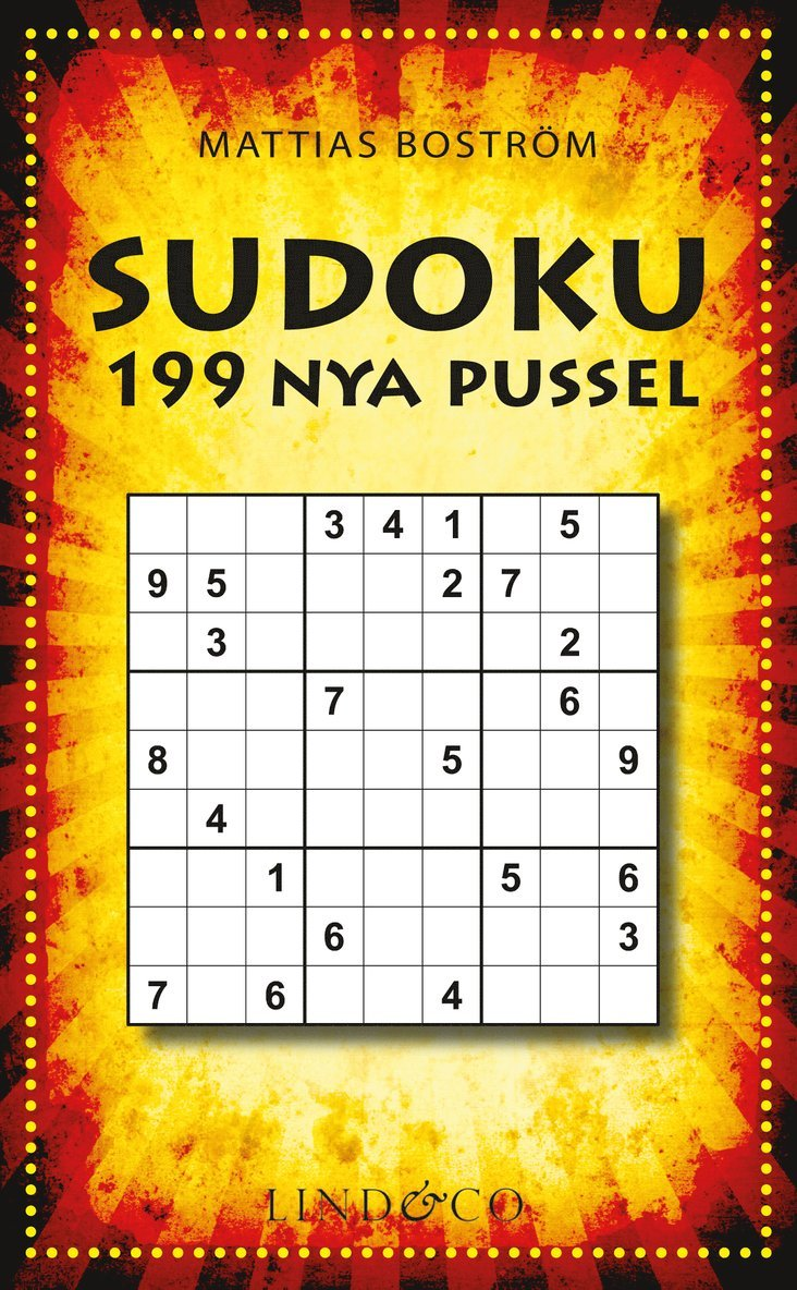 Sudoku - 199 nya pussel 1