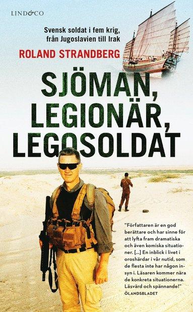 bokomslag Sjöman, legionär, legosoldat
