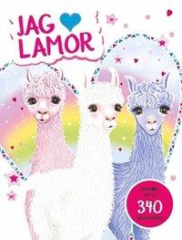 bokomslag Jag älskar lamor